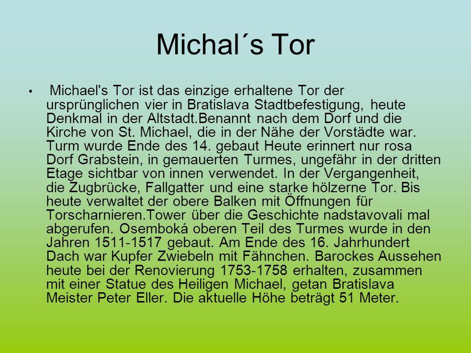 Michal´s Tor
