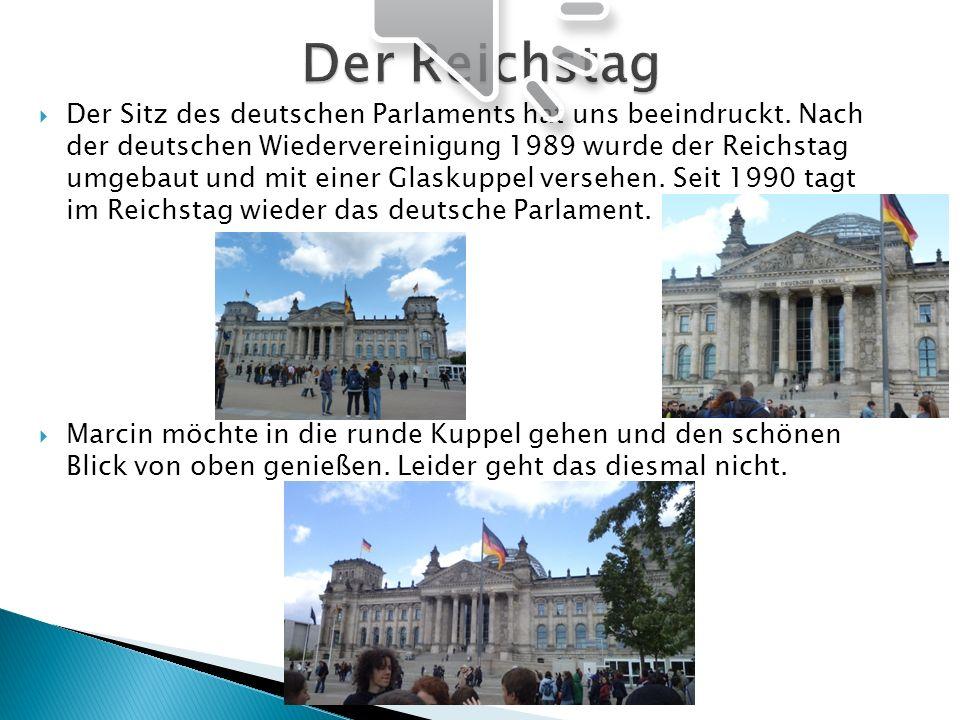 Der Reichstag