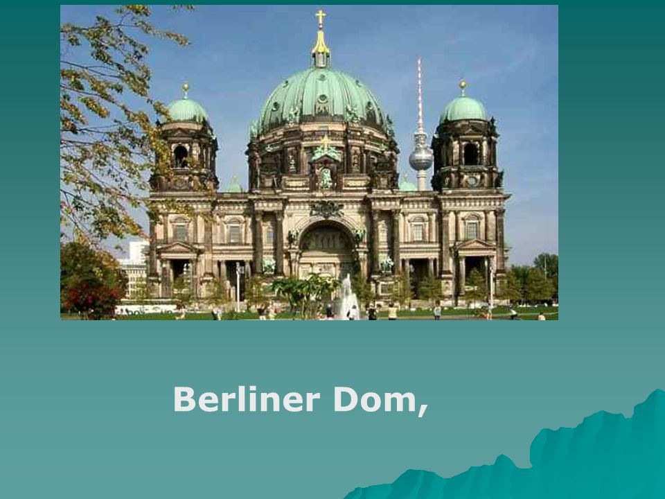 Berliner Dom,