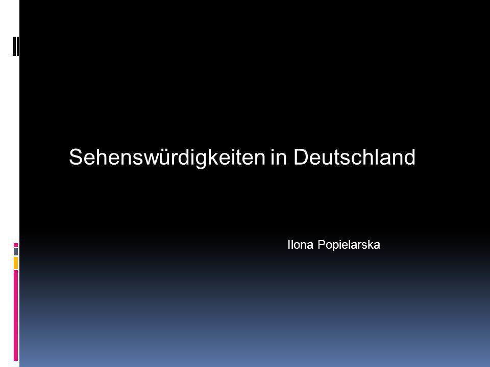 Sehenswürdigkeiten in Deutschland
