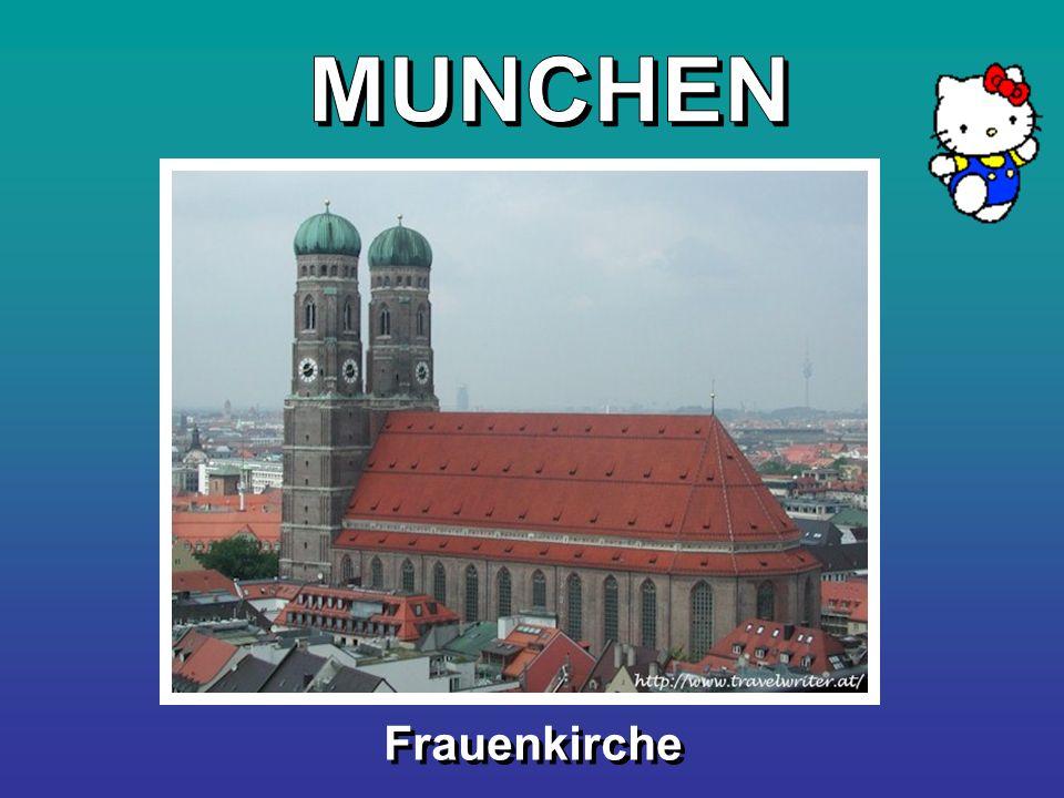 MUNCHEN Frauenkirche