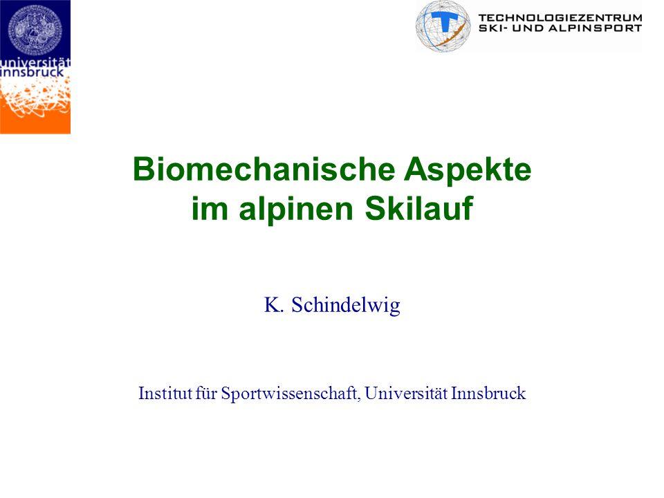 Biomechanische Aspekte
