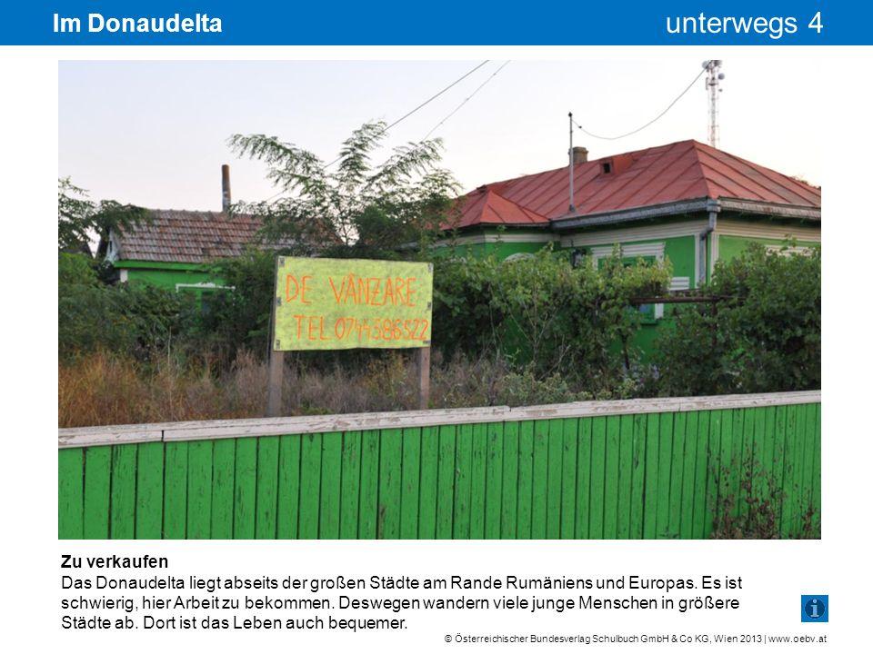 Im Donaudelta Zu verkaufen