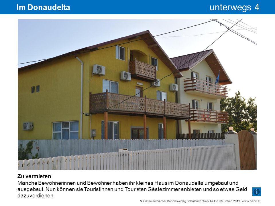 Im Donaudelta Zu vermieten