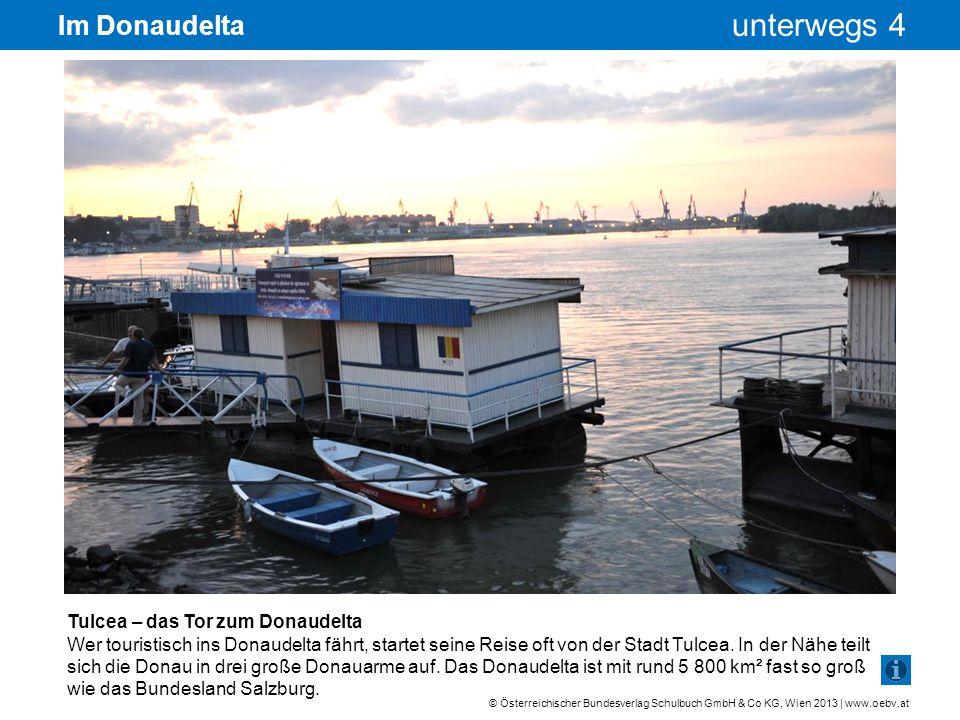 Im Donaudelta Tulcea – das Tor zum Donaudelta