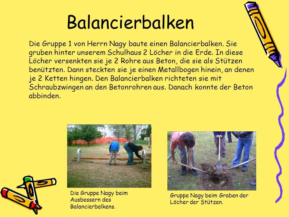 Balancierbalken