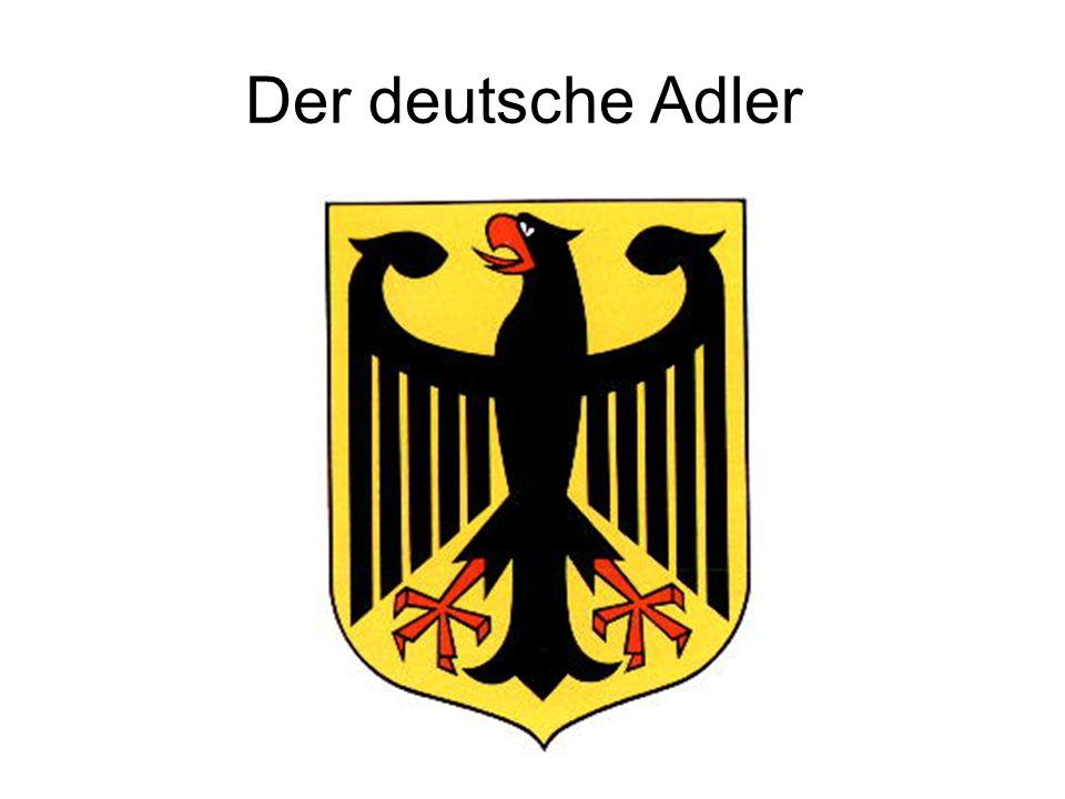 Der deutsche Adler