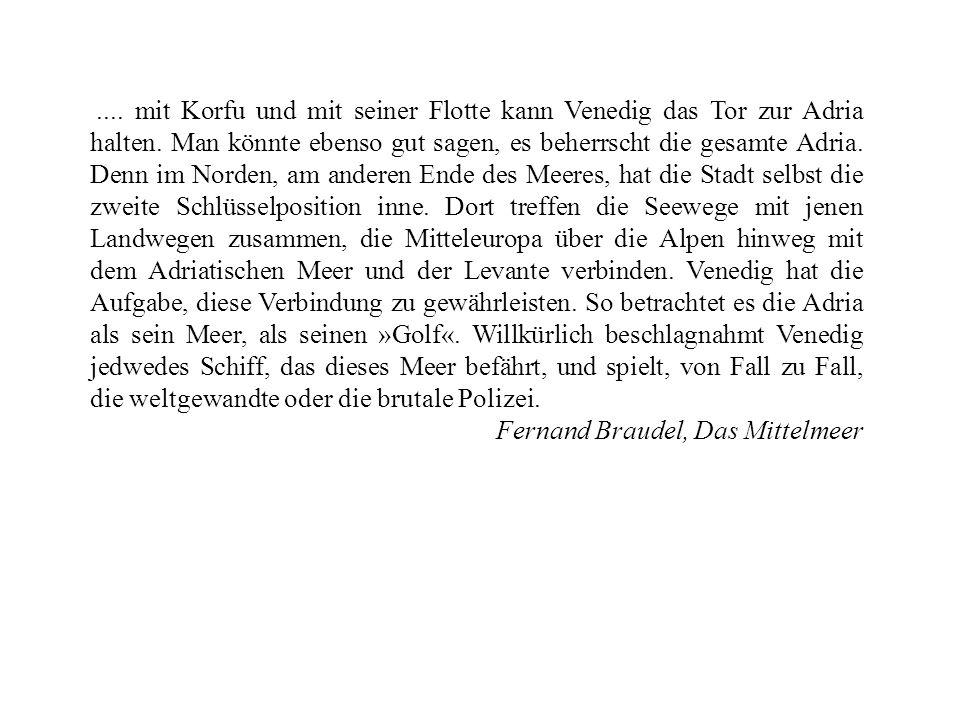 Fernand Braudel, Das Mittelmeer