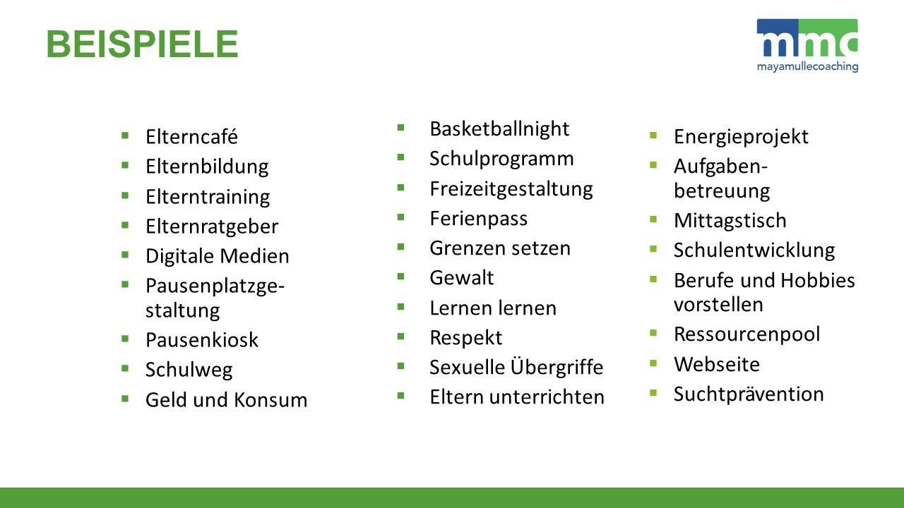 Beispiele Basketballnight Schulprogramm Freizeitgestaltung Ferienpass