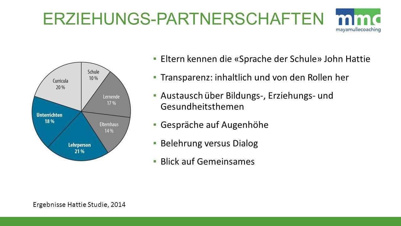 Erziehungs-partnerschaften