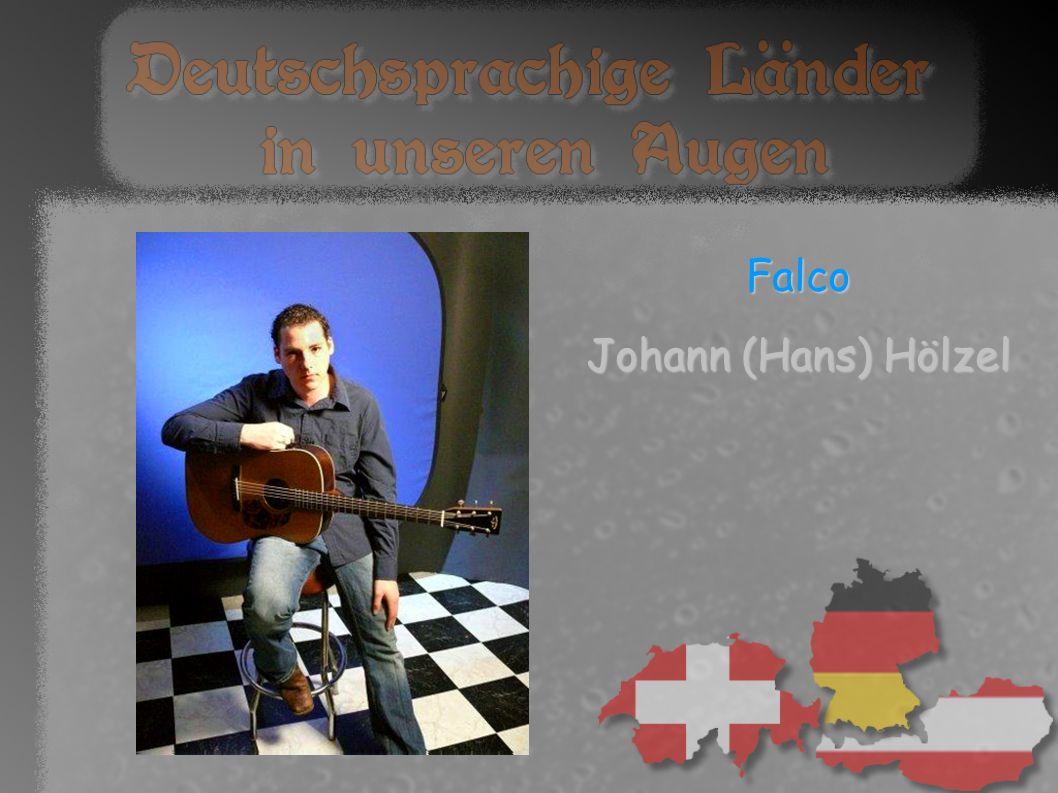 Falco Johann (Hans) Hölzel