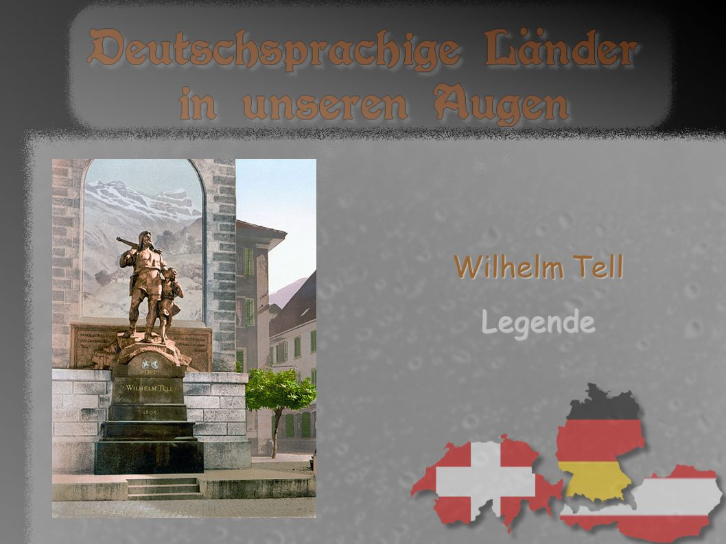Wilhelm Tell Legende