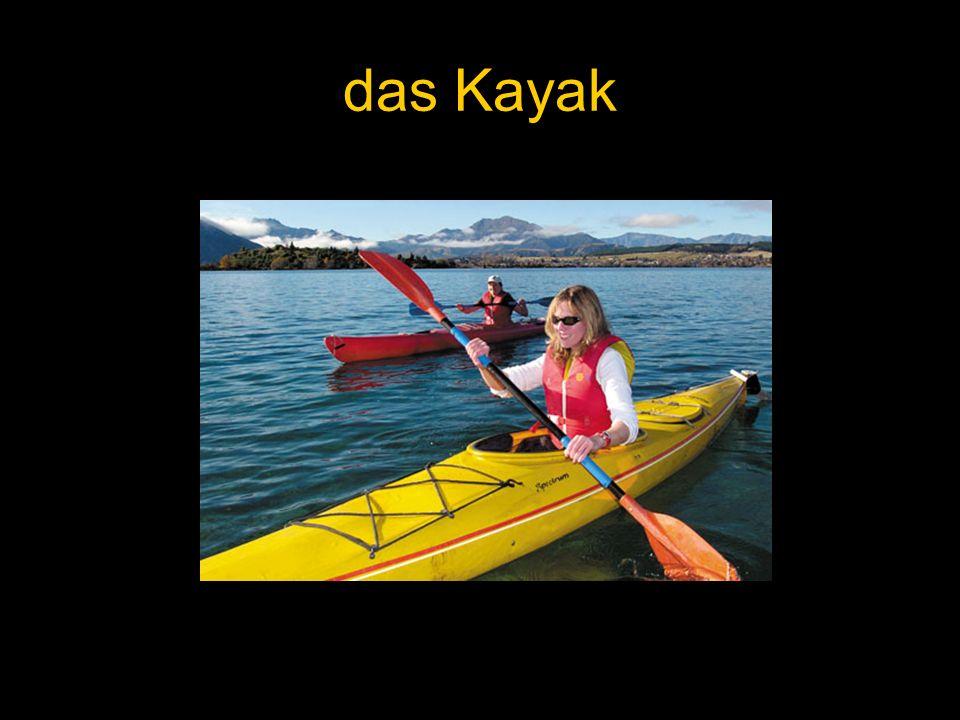 das Kayak