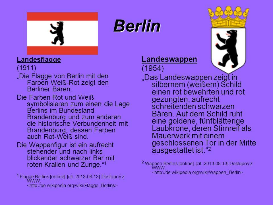 Berlin Landeswappen (1954)