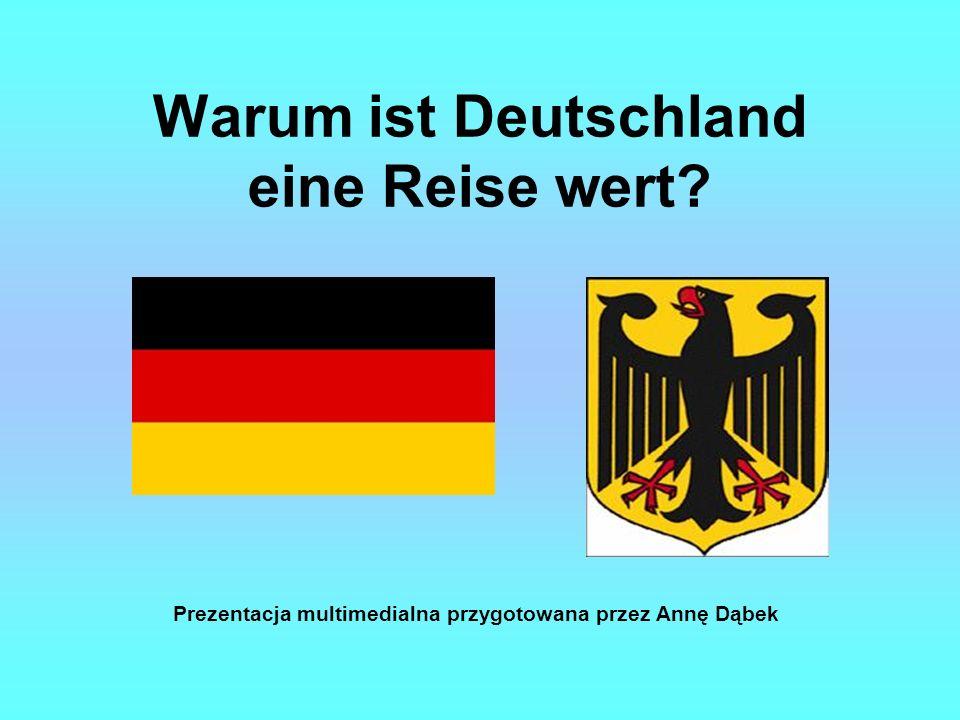 Warum ist Deutschland eine Reise wert