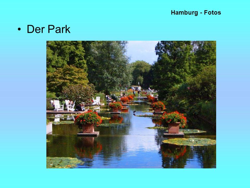 Hamburg - Fotos Der Park
