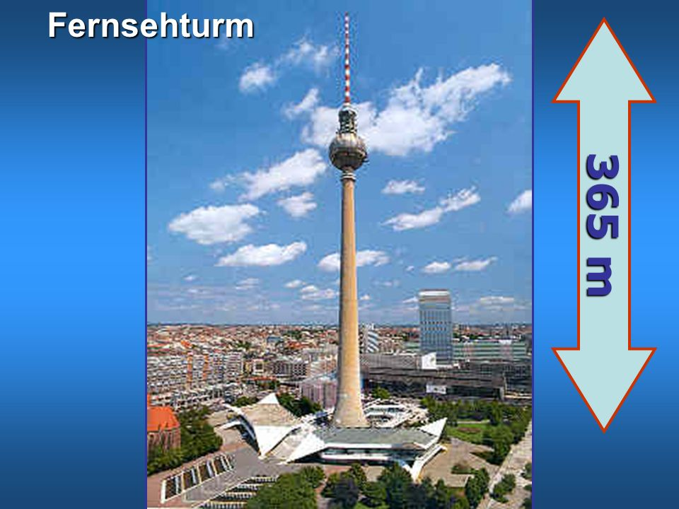 Fernsehturm 365 m
