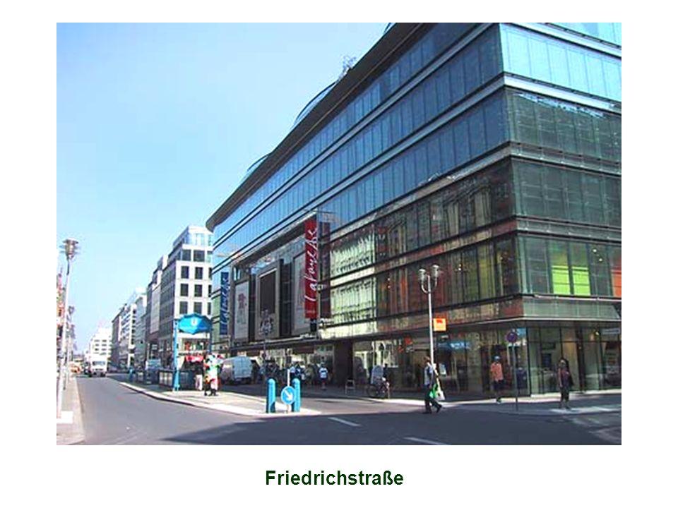 s Friedrichstraße