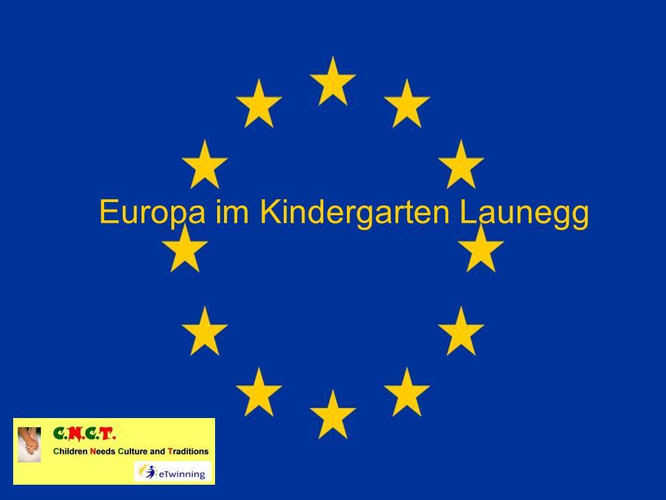 Europa im Kindergarten Launegg