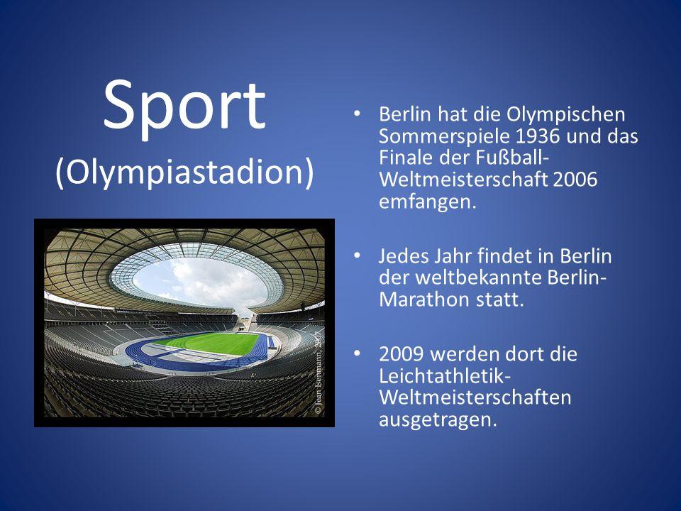Sport (Olympiastadion)