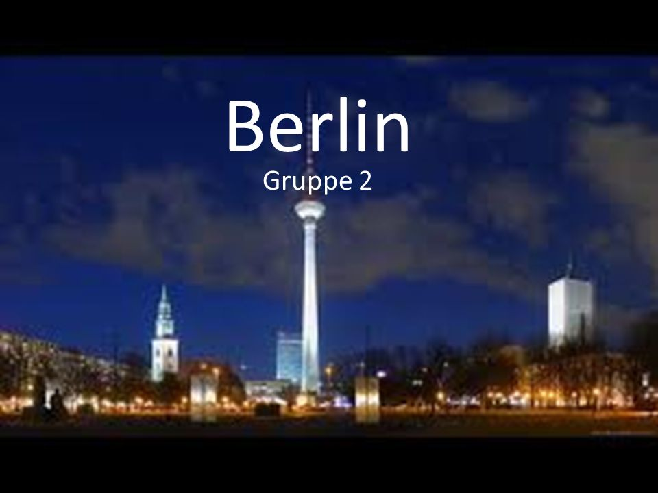 Berlin Gruppe 2