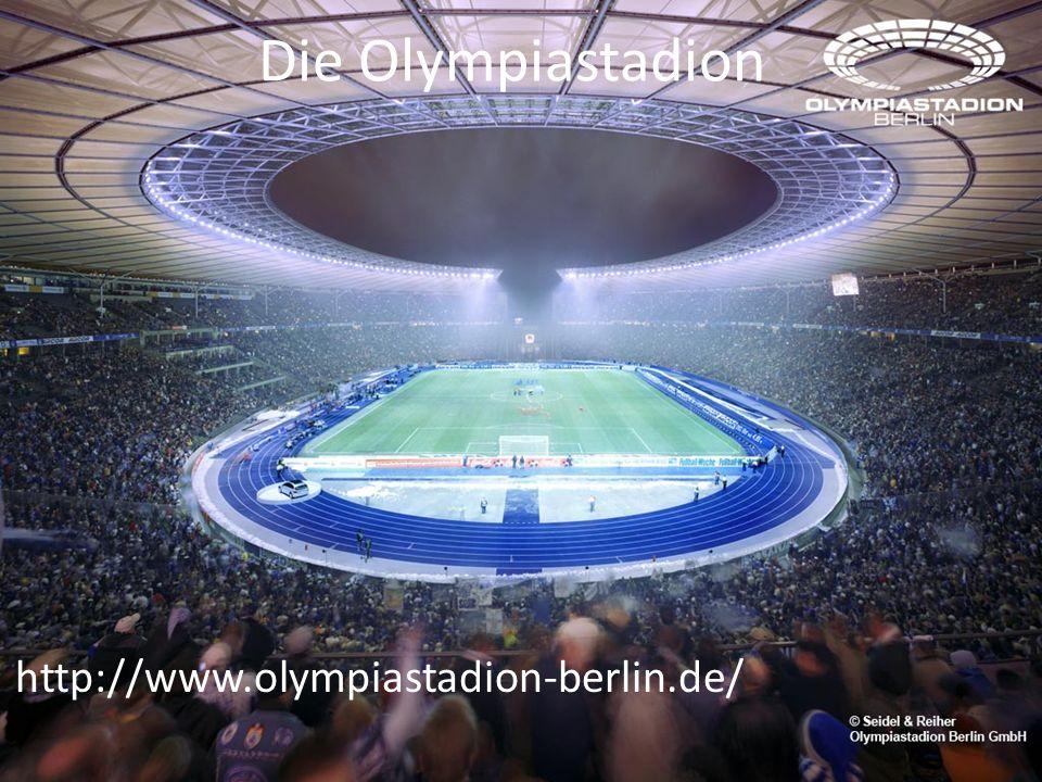 Die Olympiastadion http://www.olympiastadion-berlin.de/