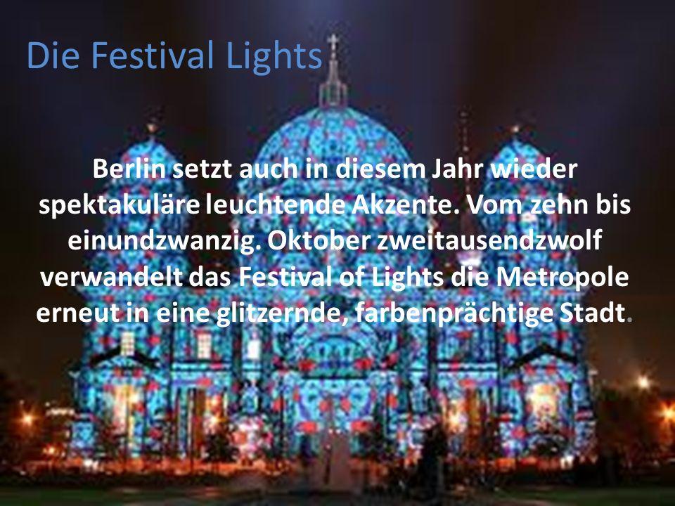 Die Festival Lights