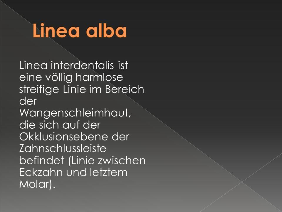 Linea alba