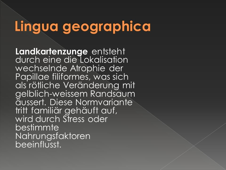 Lingua geographica