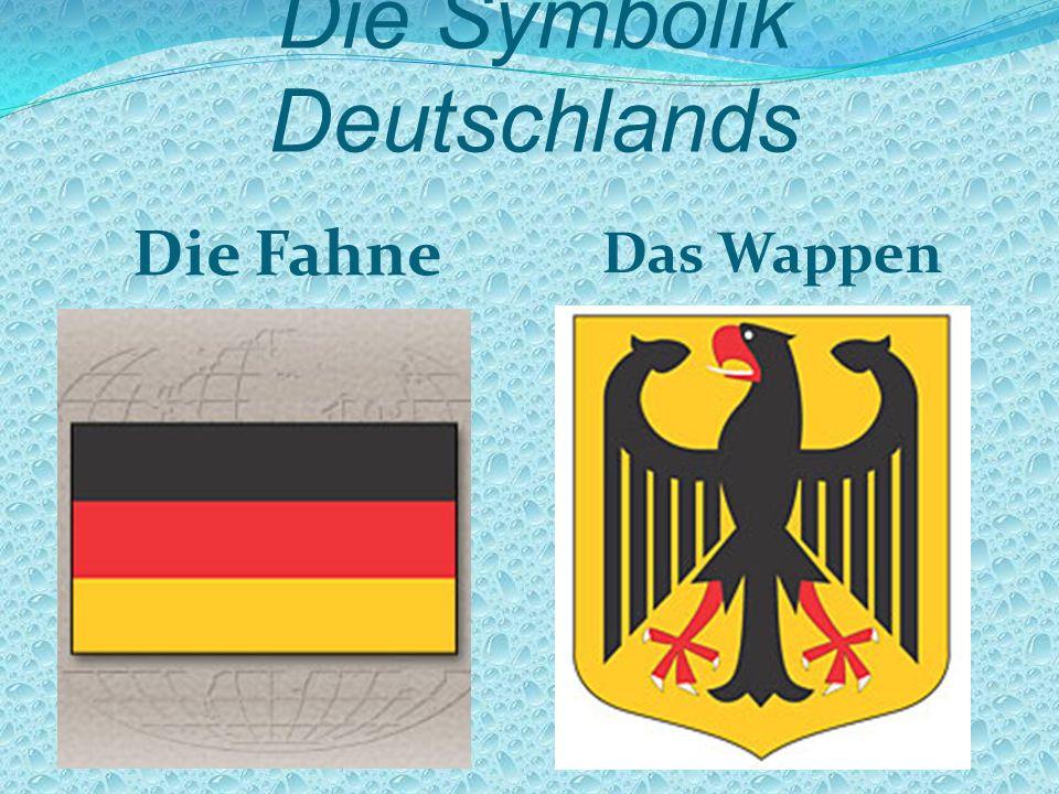 Die Symbolik Deutschlands