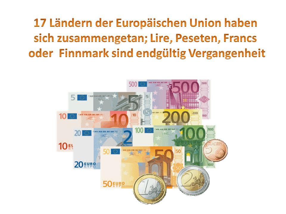 17 Ländern der Europäischen Union haben
