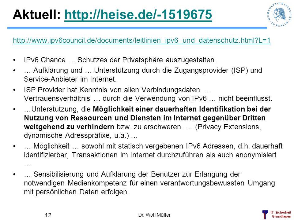 Aktuell: http://heise.de/-1519675