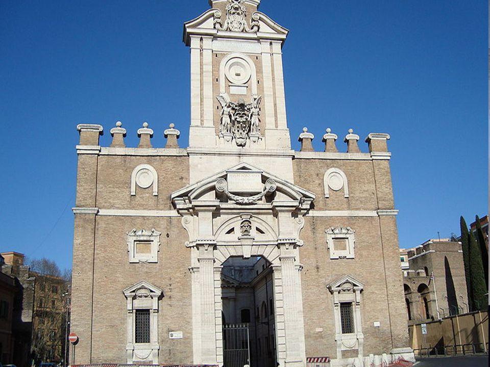 Achitektur Die Kuppel der Basilika St. Petrus Sakristei von Julius II