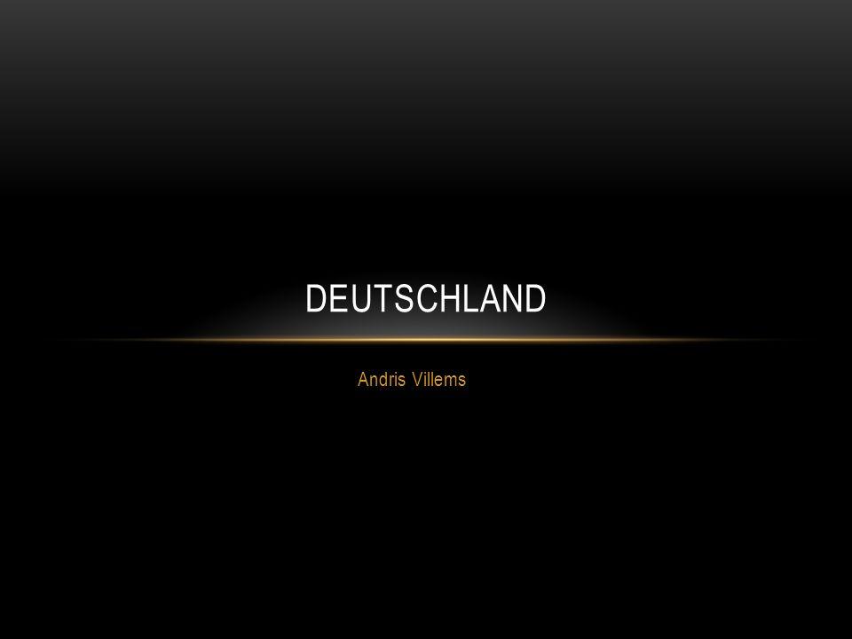 Deutschland Andris Villems