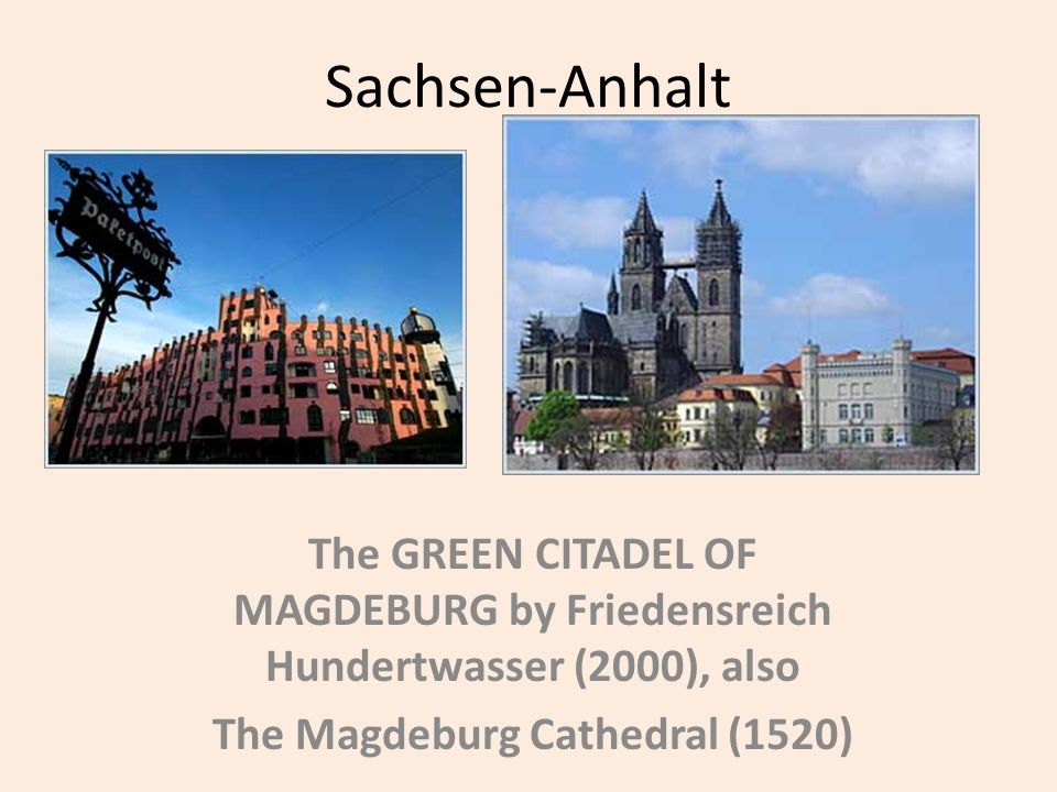 The Magdeburg Cathedral (1520)