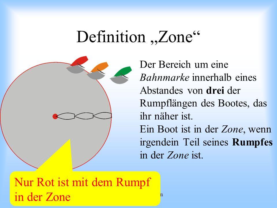 """Definition """"Zone Nur Rot ist mit dem Rumpf in der Zone"""