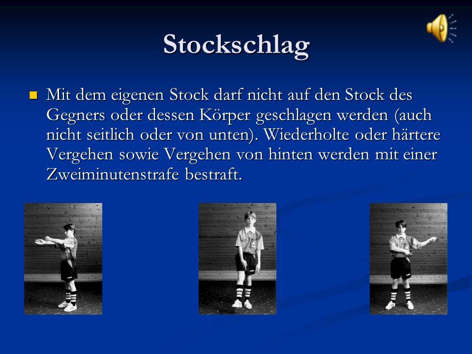 Stockschlag