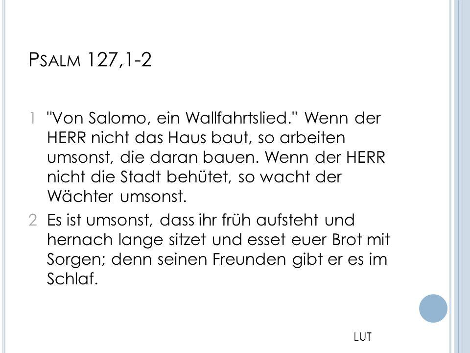 Psalm 127,1-2
