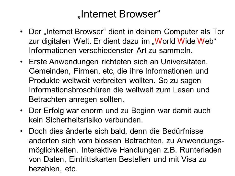 """Internet Browser"