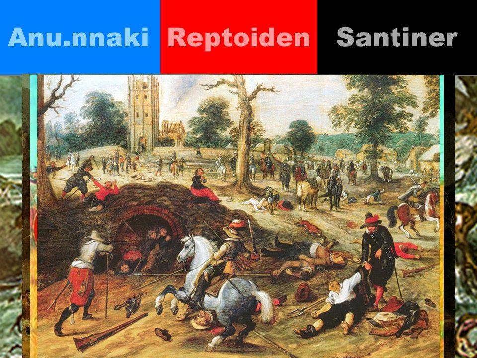 Anu.nnaki Reptoiden Santiner