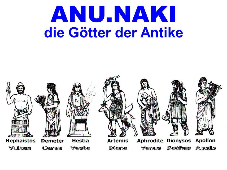 ANU.NAKI die Götter der Antike
