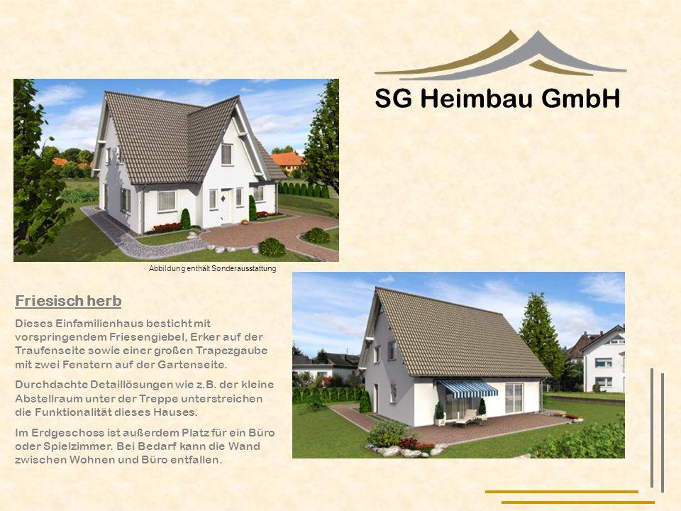 SG Heimbau GmbH Friesisch herb