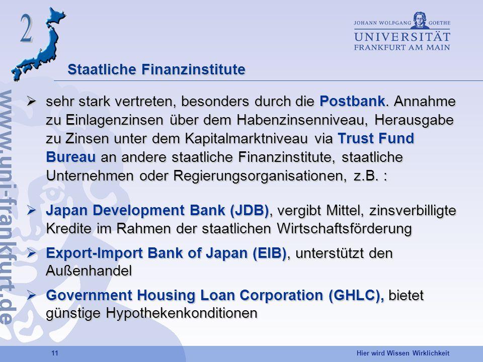 Staatliche Finanzinstitute