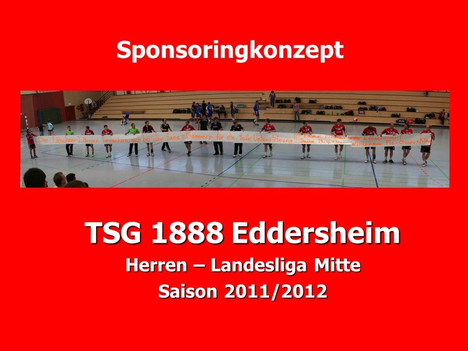TSG 1888 Eddersheim Herren – Landesliga Mitte Saison 2011/2012