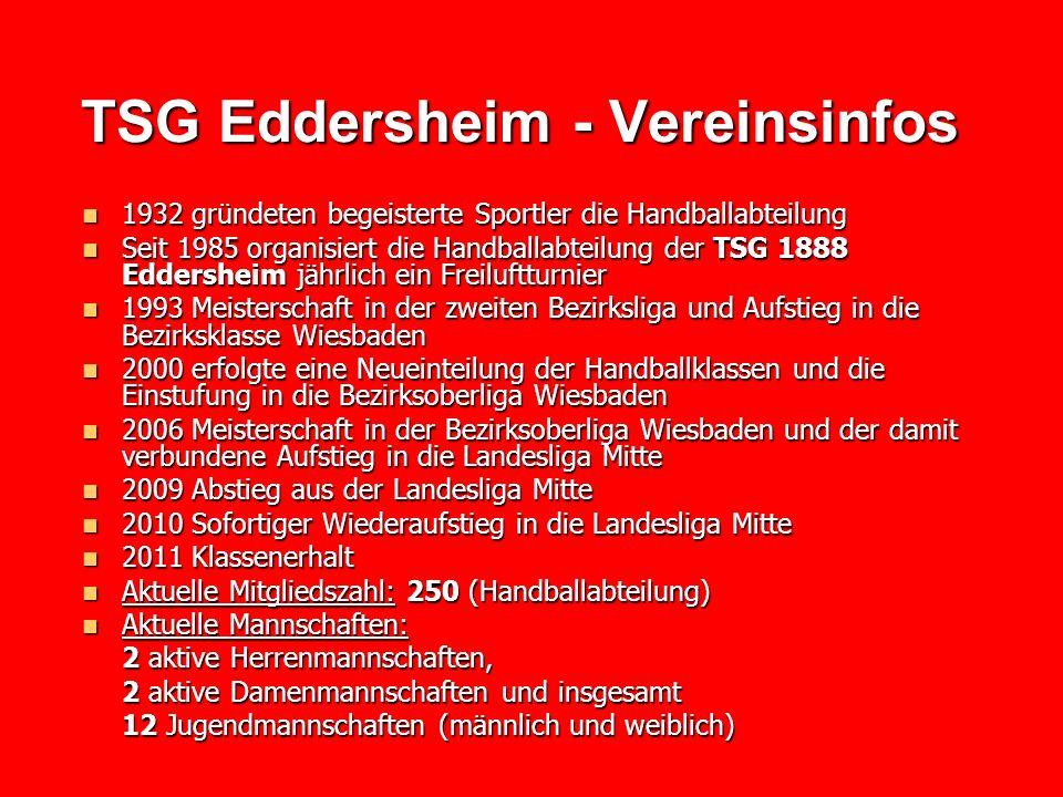 TSG Eddersheim - Vereinsinfos