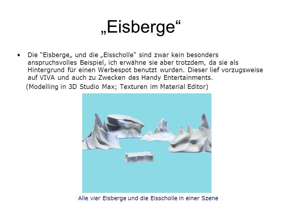 """""""Eisberge"""