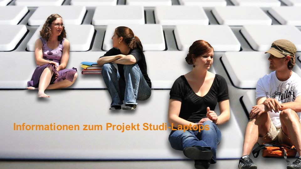 Informationen zum Projekt Studi-Laptops