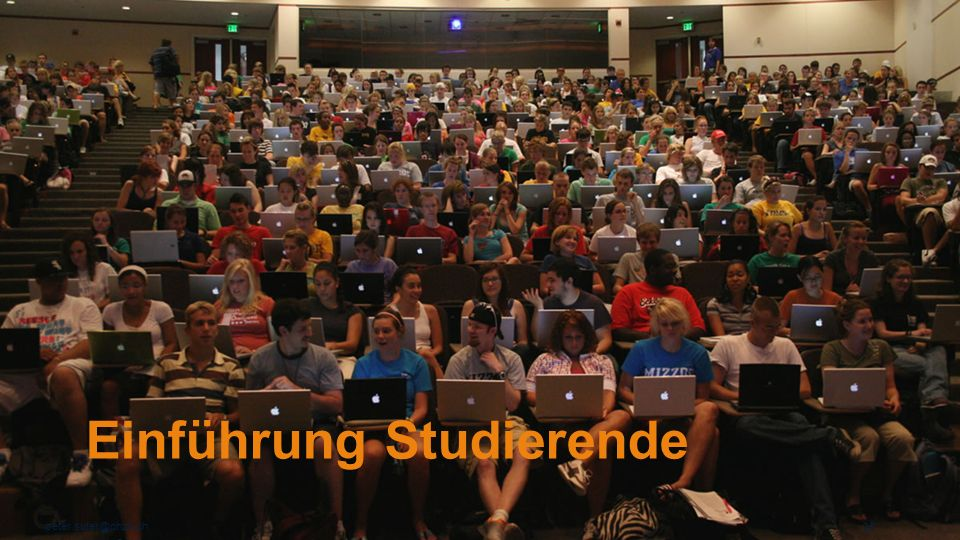 Einführung Studierende