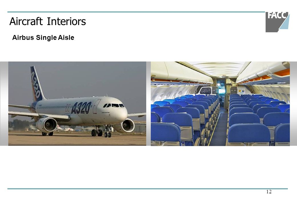 Aircraft Interiors Airbus Single Aisle