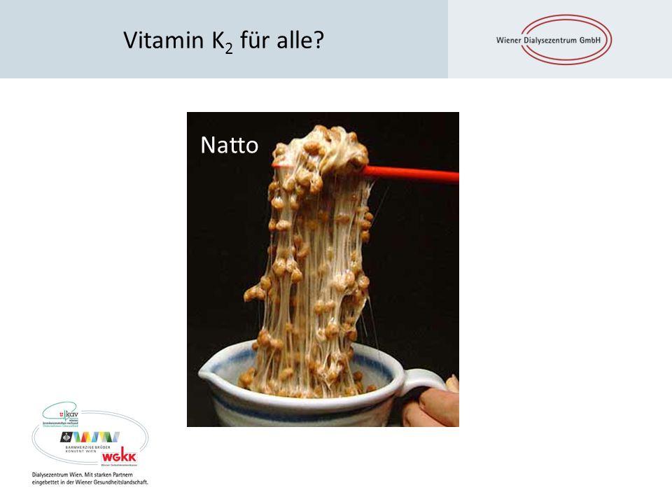 Vitamin K2 für alle Natto